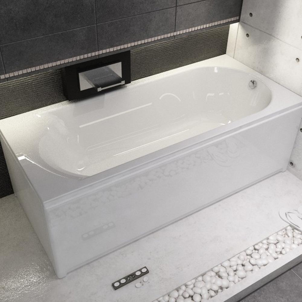 Акриловая ванна Riho Miami 180 картинки сантехника для ванной комнаты